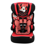 Cadeira Infantilcarro Team Tex Disney Beline Luxe Minnie Red