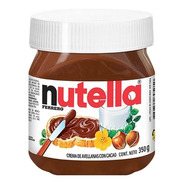 Nutella 350g Pasta Avellanas -muy Barato En La Golosineria-