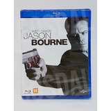 Blu Ray Jason Bourne - Novo Lacrado Dub/leg Envio Carta Reg.
