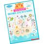Livro De Colorir Para Crianças Bichos Encantados Intereção