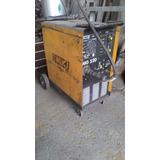 Maquina De Solda Mig 250 Amperes Trifásica 220v
