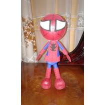 Centro De Mesa Fofucho Spiderman Hombre Araña Foamy