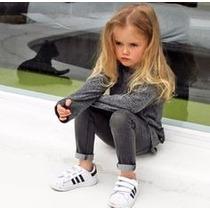 Botas Adidas Superstar Niños Y Niñas