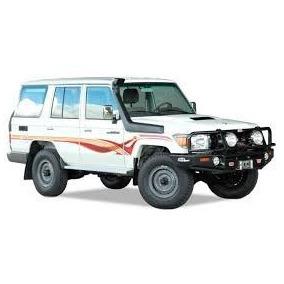 Snorkel Safari Para Toyota Machito Trompa Nueva 4.0