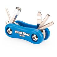 Kit Ferramentas Canivete Park Tool Mtc-10 7 Funções