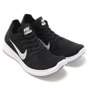 Zapatillas Nike Free Rn Flyknit Running Hombre Mujer