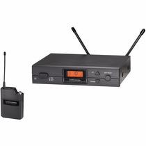 Audio Technica Atw-2110a Sistema Microfono Inalambrico