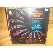 Vinilo Antonio Bisio Y Su Acordeon Bailando