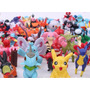 Kit 24 Pokemon Brinquedos Miniaturas Sem Repetir Promoção