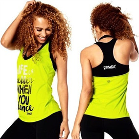 Playera Zumba When You Dance Halter Tank