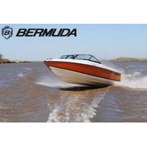 Lancha Bermuda Classic 175 + E-tec 135 H.o / Sportnautica