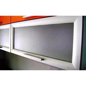 Puerta De Alacena En Aluminio Con Vidrio Pacific 60x30