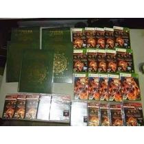 The Legend Of Zelda: Hyrule Historia Sellado Libro