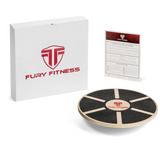Fury Fitness Balance Board Para Hombres Activos Mujeres W...