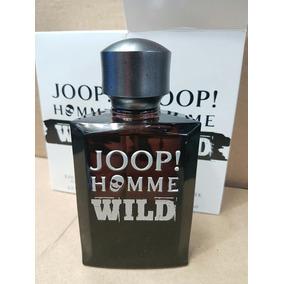 Perfume Joop Homme Wild Tester 125ml Original