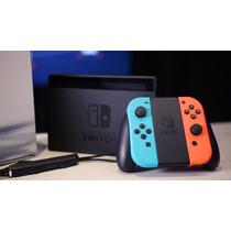 Nintendo Switch 32gb Console Lançamento Melhor Preço