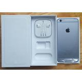 Iphone 6 Plus Silver De 16 Gb Caja Audifonos Nuevo Movista