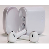 Auricular Airpods Bluettooth I7s Tws Android Iphone Blanco