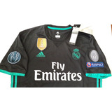 Camiseta Real Madrid Original 2017- 2018