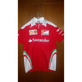 Camisa Puma Ferrari Nueva Origianl