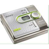 Mini Disc Sony Walkman Mz- Dn430. Como Novo. Made In Japan.