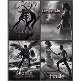 Hush,hush Crescendo Silencio Libro Fisico Becca Fitzpatrick