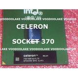 Micro Procesador Intel Celeron 633mhz Socket 370