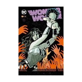 Wonder Woman Coleccionable 06 Y 07 Dc Comics Ecc España