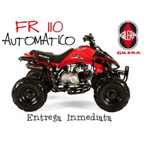 Cuatriciclo Gilera Fr 110 Automatico 0km 2017