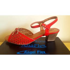 Sapatos Tamanhos Grandes Ana Flex Tam 40