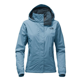 Campera Dama The North Face Para Lluvia Y Viento