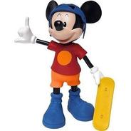 Boneco Mickey Radical Falante - 900 Elka