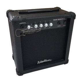 Amplificador Guitarra Electrica Bd15t Washburn