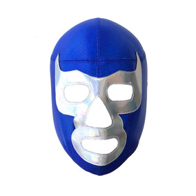 Mascara Blue Demon Semi Pro Lucha Libre - Deportes Martinez