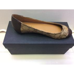 Zapatos Flats Coach 100% Original