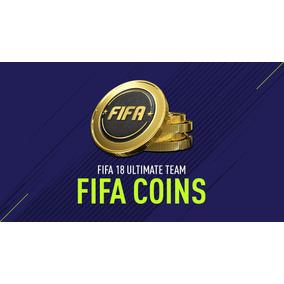 Fifa 18 Coins Ps4 10k Por 8,00 O +barato