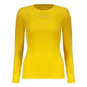 Camiseta Termica Columbia Feminina Manga Longa - Calçados 7b90e52720c07
