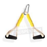 Puxador Triângulo Com Corda Na Polia Remada Academia 220kg