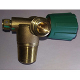 ### Válvula De Cilindro Con Exceso De Flujo Tomasetto A. ###