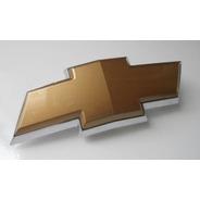 Gravata Dourada Grade Meriva 2009/2011 + Brinde
