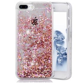 Tpu Cute Iphone 7 Plus Case Iphone 7 Plus Liquid Gl -transp