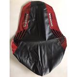 Funda Asiento Moto Honda Sdh 125 Storm C/ Bordo Motovergara