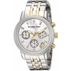 Reloj Michael Kors Para Dama Usado