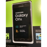Samsung Galaxy On5 Nuevo Liberado 1.5 Ram 8 Memoria Interna