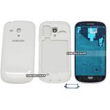 Carcaça Branca Original Samsung Galaxy S3 S Iii Mini I8190l