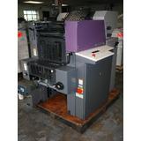 Invierta En Maquinas De Imprenta, O Cambio Por Vehiculos,