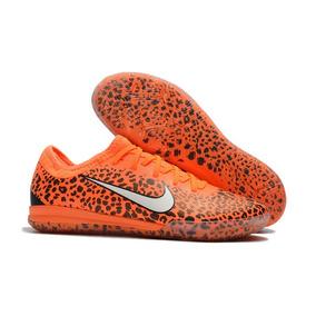 Chuteira Mercurial Abóbora Tam.37 Futsal Nike - Chuteiras no Mercado ... 22002c1fc428c
