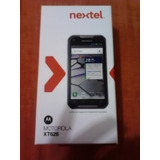 Celular Nextel Xt626 Ironrock Libre Dual Personal Android 4