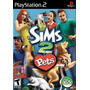 The Sims 2 Pets Playstation 2 Play2 Ps2 Patch - Frete R$5,00