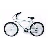 Bicicleta Caiçara Beach Aro 26 18v Rodas Aero